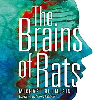 The Brains of Rats audiobook cover art