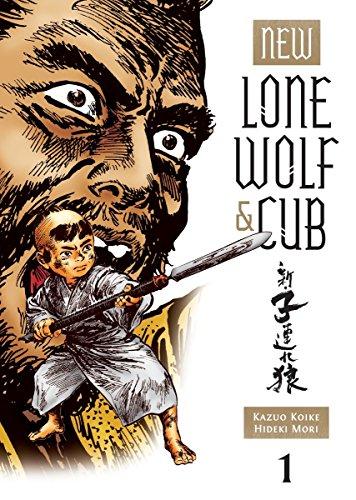 New Lone Wolf & Cub Vol.1 (New Lone Wolf and Cub)