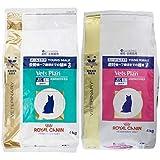 【セット買い】ベッツプラン (Vets Plan) 準療法食 猫 メールケア ドライ 4kg (Vets Plan) 準療法食 猫 フィーメールケア ドライ 4kg