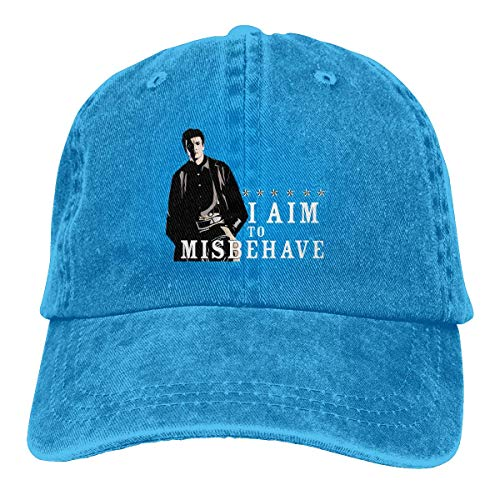 I Aim to Misbehave Firefly Baseball Cap Vintage Dad Hat Adjustable Polo Trucker Unisex Style Headwear