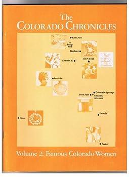 Famous Colorado women (The Colorado chronicles) 093965007X Book Cover