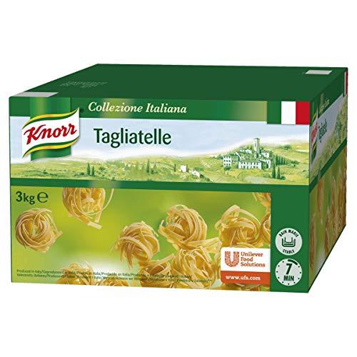 Knorr Tagliatelle caja de pasta seca de 3kg