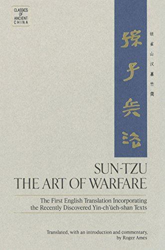 Sun-tzu: The Art of Warfare : The First English Translation Incorporating the Recently Discovered Yin-Ch'Ueh-Shan Texts