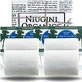 4 x Die reinste Kokosnuss-Seife der Welt mit biologischem nativem Kokosöl für empfindliche Haut,...
