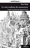 Le Culte moderne des monuments (Esthétiques) - Format Kindle - 9,38 €