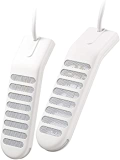 Shoe Dryer, Panamalar USB Port Powered Portable Foot Boot Glove Dryer with Timer, Eliminate Bad Odor and Sanitize Shoes, Winter Essentials for the Family