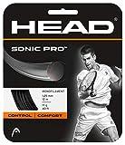 HEAD Sonic Pro schwarz 12m Tennissaite 1.25mm