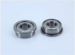 "3//16/"" x 5//16/"" x 1//8/"" 5 PCS Stainless Steel FLANGED Ball Bearing SFR156zz"
