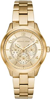 Michael Kors Women's MK6588 Chronograph Quartz Gold Watch