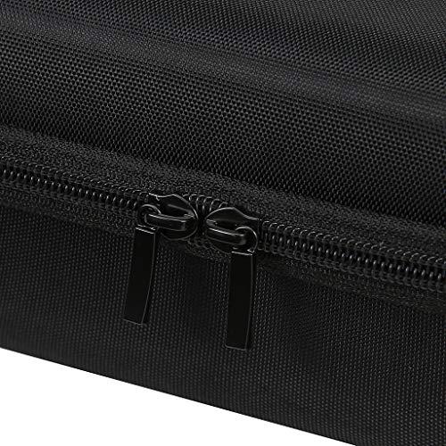 DJFEI Tragetasche Handtasche für DJI Mavic Air 2 Drone und Fernbedienung, 2PC Tragbare Stoßfest Reisetasche Outdoor Taschen Kompatibel mit DJI Mavic Air 2 Drone und Fernbedienung