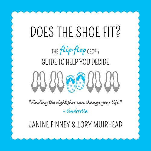 Does the Shoe Fit? Audiobook By Janine Finney, Lory Muirhead cover art
