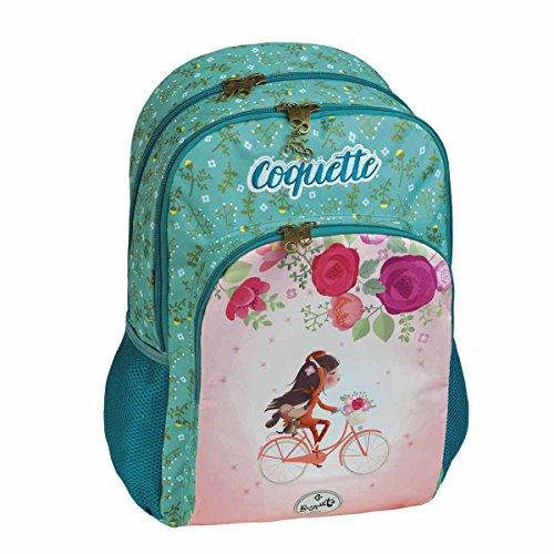 Busquets mochila escolar doble COQUETTE