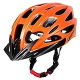 DRBIKE Bicycle Helmet for Mountain Bike City Commuter Helmet for Men Orange