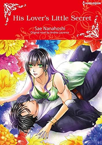 His Lover's Little Secret: Harlequin Comics (English Edition)