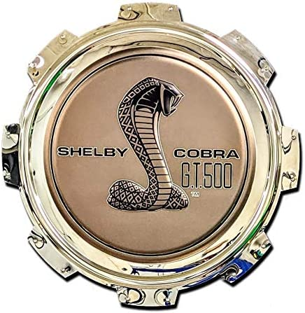 SR1 Performance Shelby Cobra GT Max 71% OFF 500 Cap Beauty products Gas Wall Steel Stainless