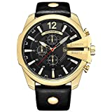 CURREN Watches Mens Luxury Stainless Steel...