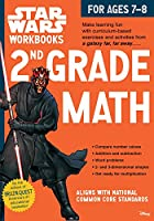 Star Wars 2nd Grade Math, for Ages 7-8 (Star Wars Workbooks)