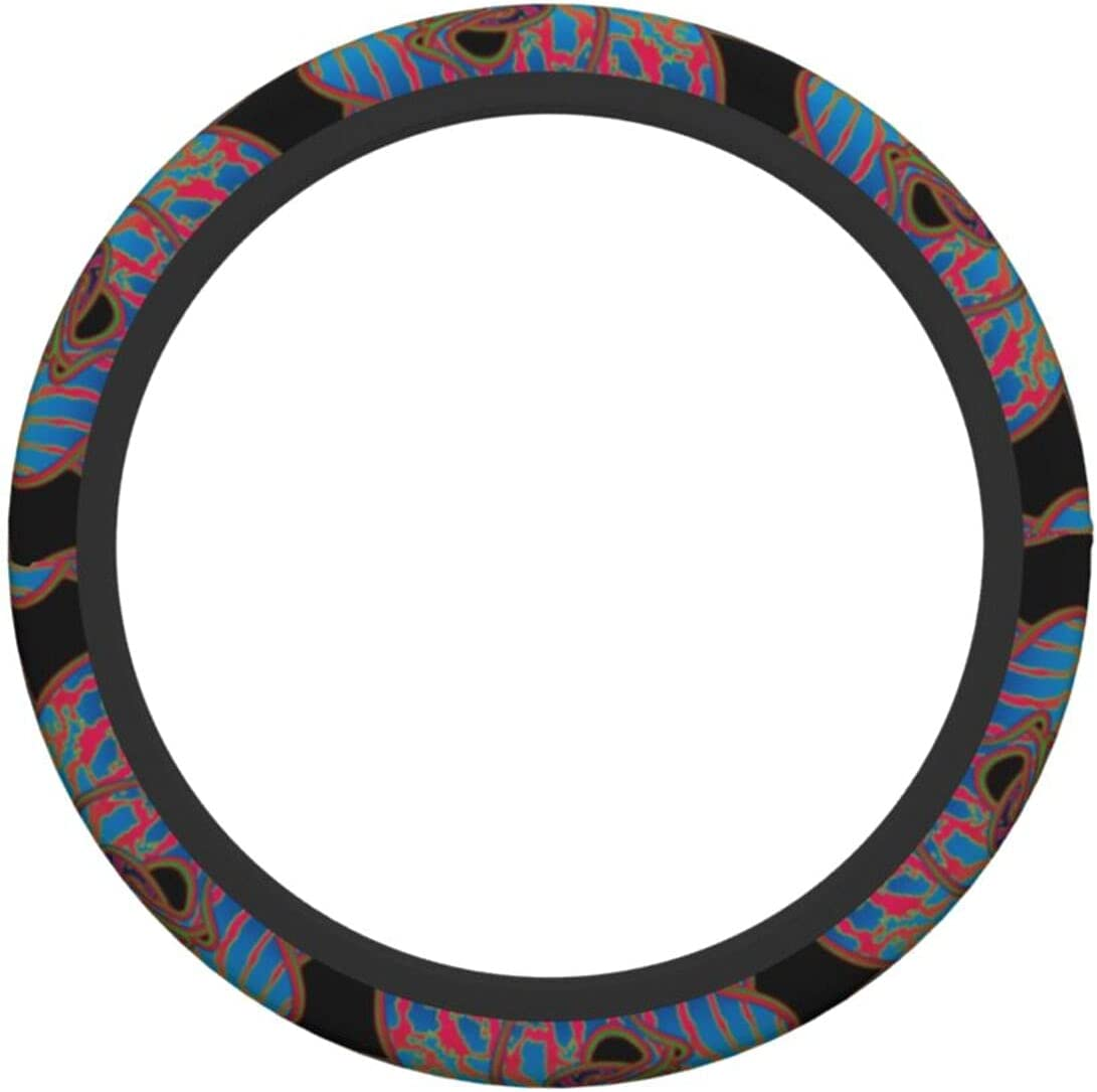 fraydqo Th-e Byrd-s Steering Cover Unique Protector Car Tulsa gift Mall Wheel St