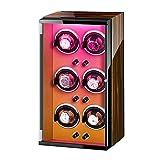 SLM-max Caja automática para reloj, caja automática con luces...