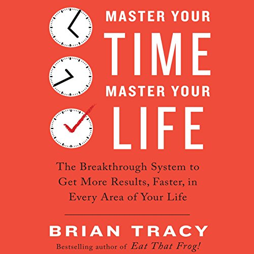 Master Your Time, Master Your Life cover art