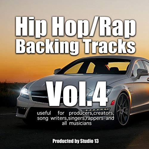 Hip Hop & Rap Backing Track & Rhythm Guitar Bm Chord 85 bpm