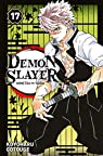 Demon slayer, tome 17 par Gotouge
