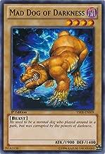Yu-Gi-Oh! - Mad Dog of Darkness (YSKR-EN009) - Starter Deck: Kaiba Reloaded - 1st Edition - Common