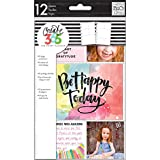 Me & My Big Ideas Happy Planner Mini Page Protector, Pocket Sheets