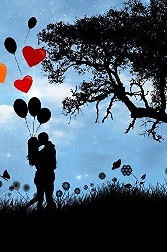 NOTEBOOK: Love Themed Journal Amd Notebook