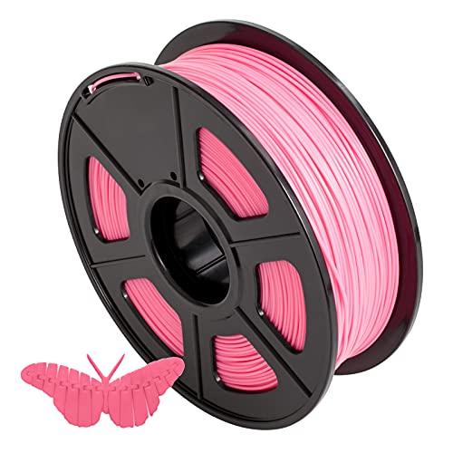 Aibecy Filamento de impresora PLA 3D 1.75 mm Precisión dimensional +/- 0.02 mm Carrete de 1 kg (2.2 lb)