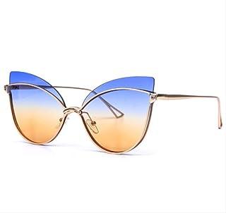 Olprkgdg Montura de Gafas para Hombre y Mujer con Gafas Retro de Media Montura Gafas sin Receta para Mujer Ciclismo Color : Leopard