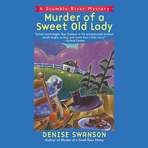 Murder of a Sweet Old Lady cover art