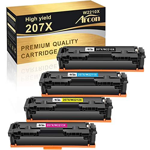arcon kompatibel 207x toner cartridge