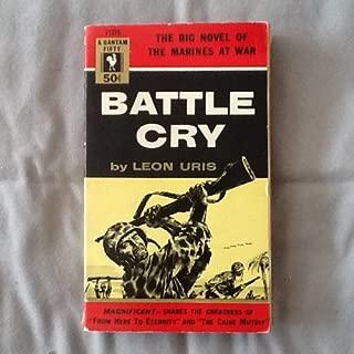 Battle Cry-The Big Novel Of Marines At War
