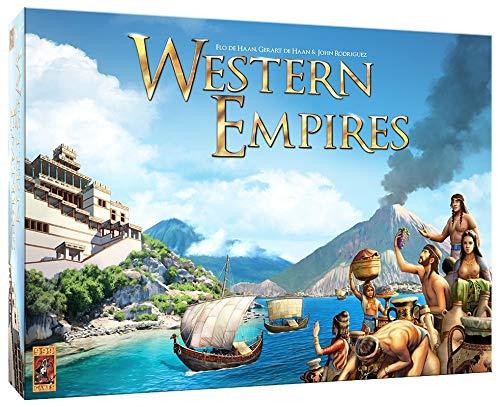 Unbekannt 999 Games brettspiel Western Empires