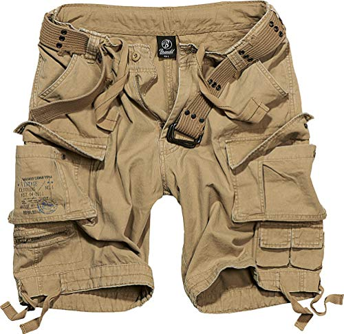 Brandit Savage Vintage Gladiator Short Beige 5XL