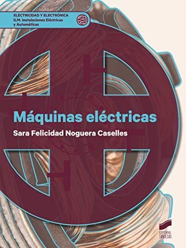 Máquinas eléctricas: 22 (Electricidad y electrónica)