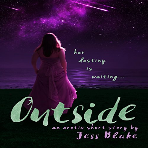 Outside audiobook cover art