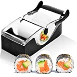 Funnytoday365 Magic Sushi Roll Maker Diy Rice Roller Mold Perfect Cutter Easy Sushi Making Machine Kitchen Gadget