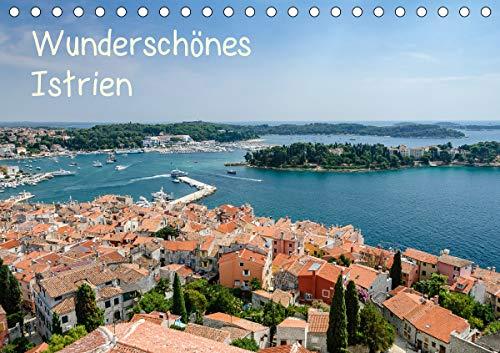 Wunderschönes Istrien (Tischkalender 2021 DIN A5 quer)