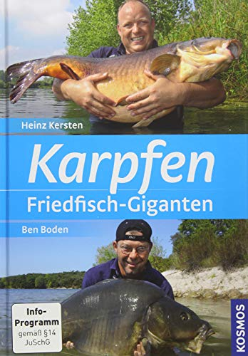 Karpfen - Friedfisch-Giganten + DVD