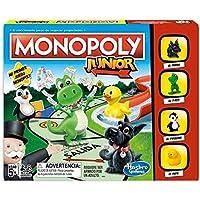 Monopoly - Junior (Versión Española)  (Hasbro A6984793)