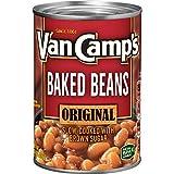 VAN CAMP'S Original Baked Beans, 15 oz. (Pack of 12)
