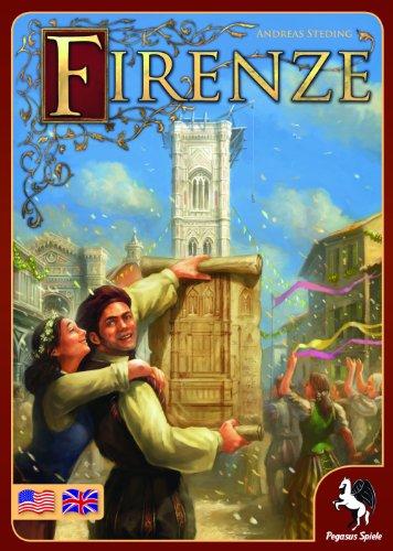 Pegasus Spiele 51370E - Firenze (englische Ausgabe)