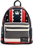 Loungefly Kingdom Hearts Faux Leather Mini Backpack Standard