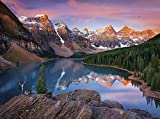 Buffalo Games - Photography - Mountains on Fire - 1000 Piece Jigsaw Puzzle