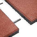 RevTime Interlocked Outdoor Rubber Tiles