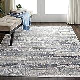 Marca de Amazon - Movian Veleka, alfombra rectangular, 182,9 de largo x 121,9 cm de ancho (diseño geométrico)
