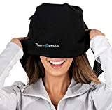 Thermopeutic Wearable Ice Pack for Migraine Headaches, Tension Relief & Skin Icing - 1 Size Fits All w/Compression Strap