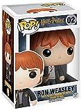HARRY POTTER Ron Weasley 02 Unisex ¡Funko Pop! Standard, Vinilo,